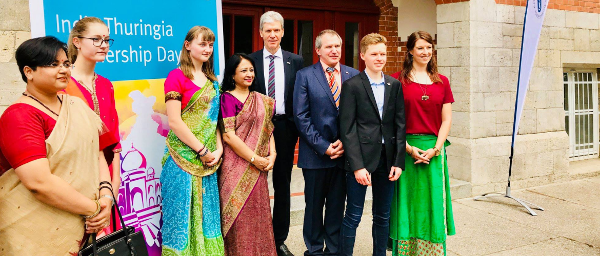 Connecting with the Länders: India-Thüringen Partnership Day